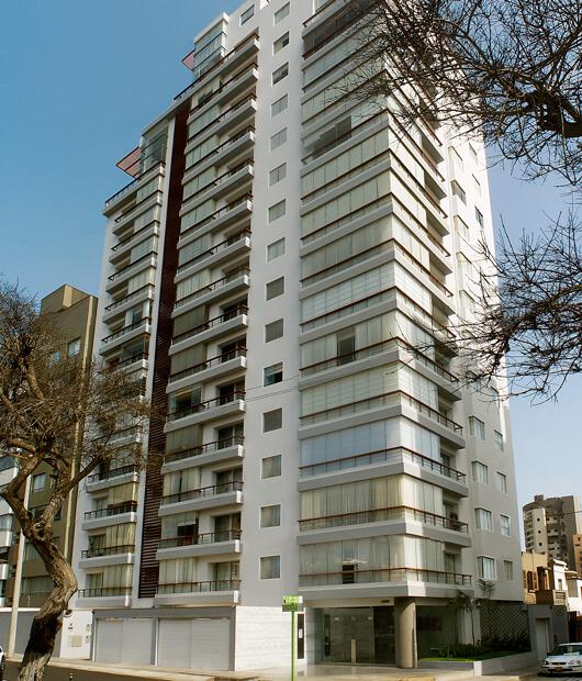 Edificio Alameda Pardo I
