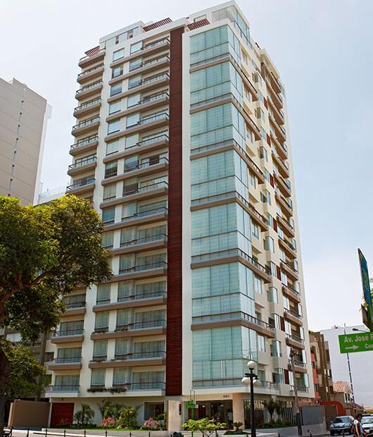Edificio Alameda Pardo II
